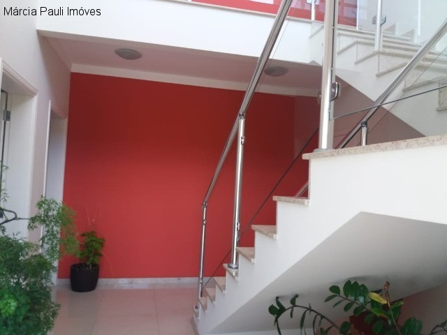 casa no condomínio terras de são carlos - caxambu - jundiaí - ca02706 - 34267933
