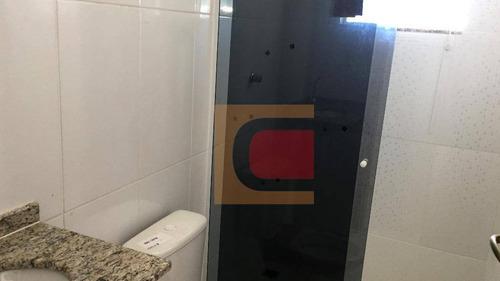 casa no condomínio ubatã, 3 quartos - ca0327