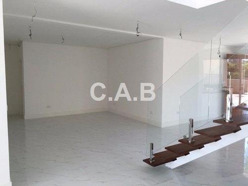 casa no condomino burle max alphaville - 8375