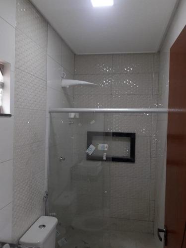 casa no dinah borges com 03 quartos - cs356v