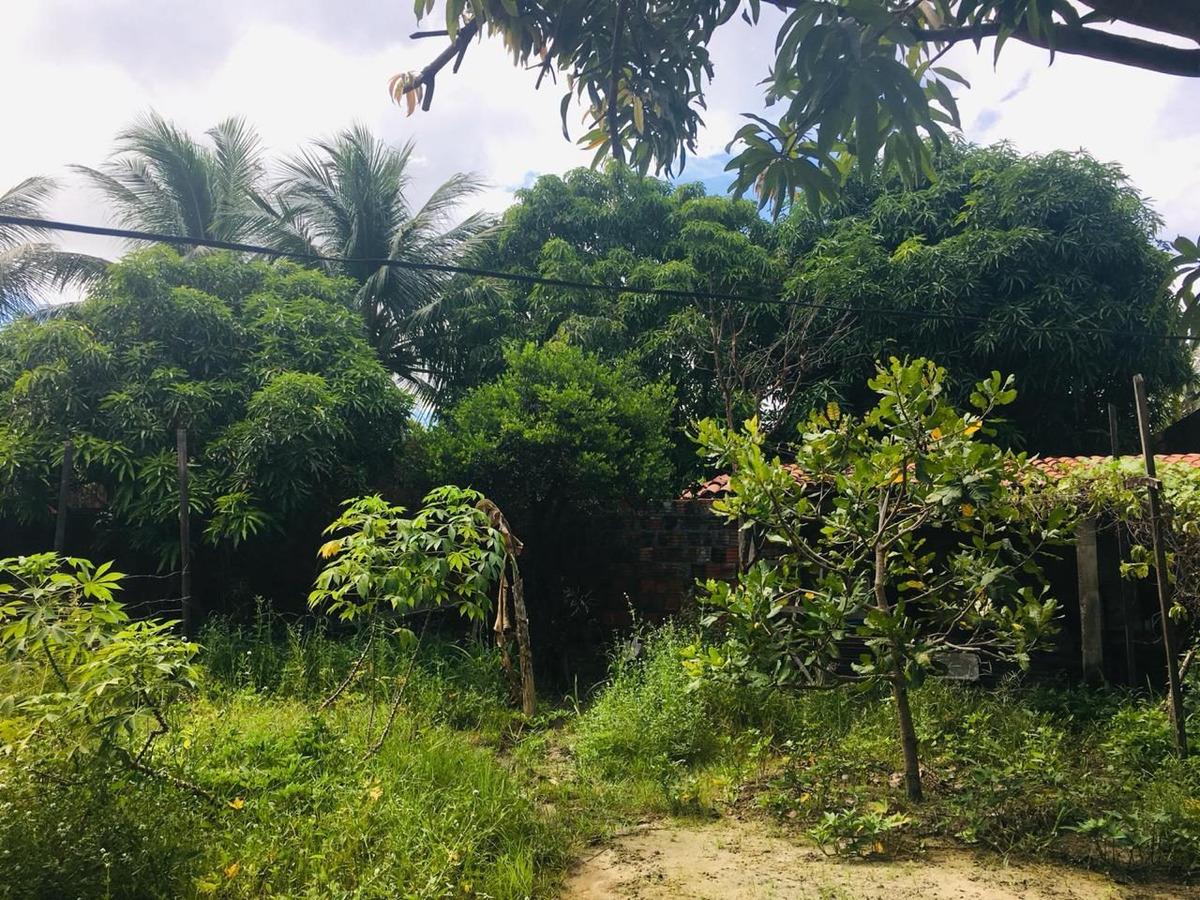 casa no eusébio com quintal enorme