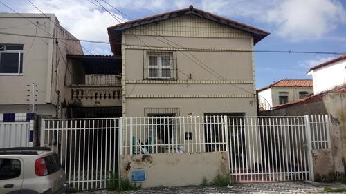 casa no farias brito, 3 quartos, garagem, área de serviço