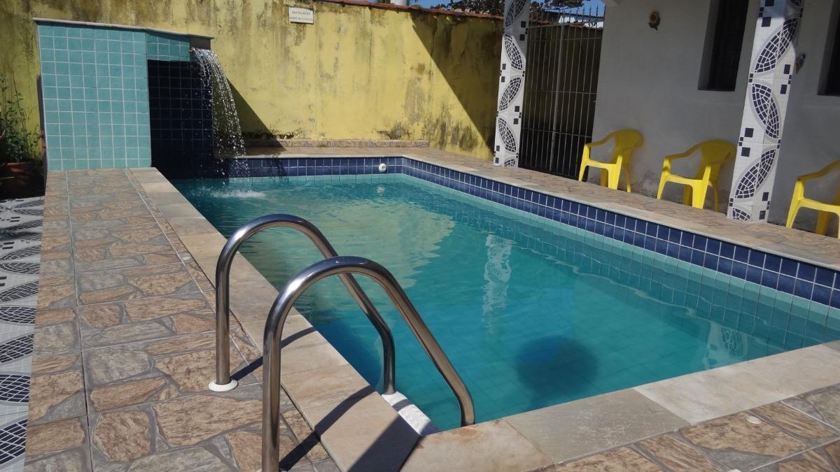 casa no itaguaí com piscina e 2 dormitórios!!! ref:4440 e