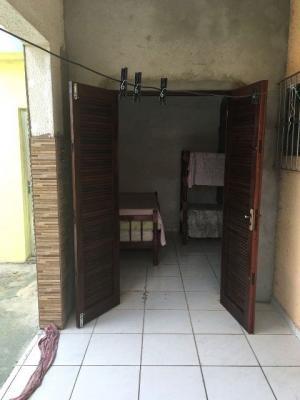 casa no jardim das palmeiras, rua calçada, em itanhaém