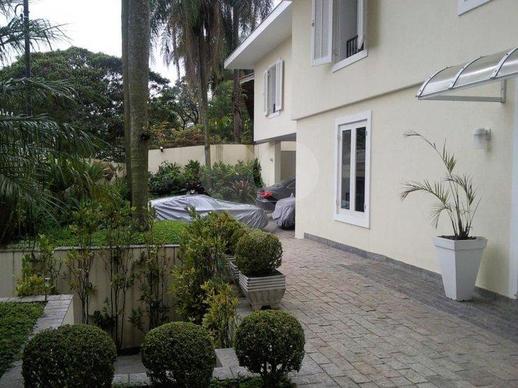 casa no jardim guedala para locação - 353-im8551