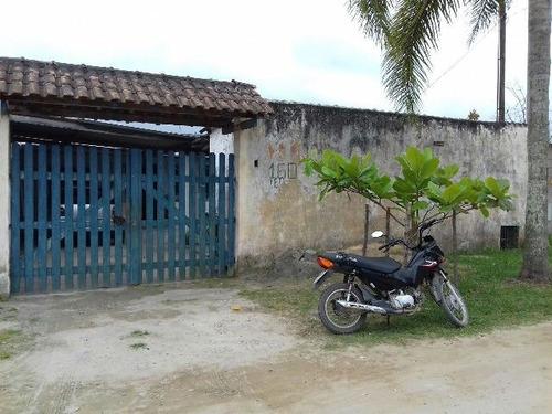 casa no jardim palmeiras, em itanhaém 800 metros da rodovia