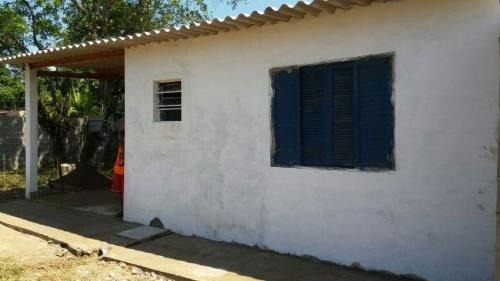 casa no jardim umuarama, itanhaém, terreno 200m²
