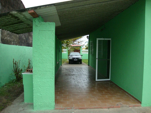 casa no jd. jamaica, lado praia, amplo quintal - ref ca 455