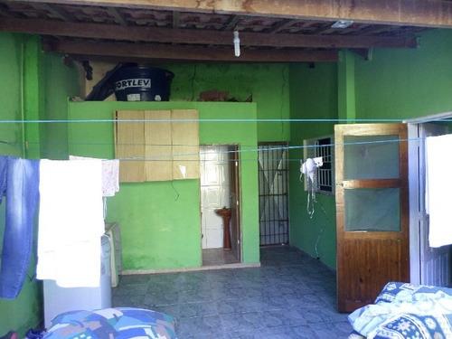 casa no lado praia com 3 suítes, em itanhaém-sp - ref 4084-p