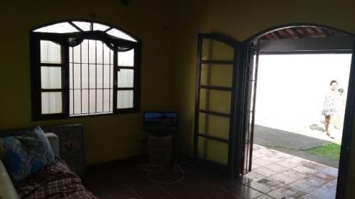 casa no lado praia de itanhaém sp, 2 quartos, com escritura