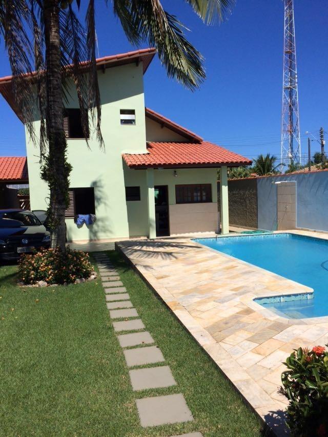 casa no litoral á 400 metros do mar -3 quartos-  itanhaém\ps