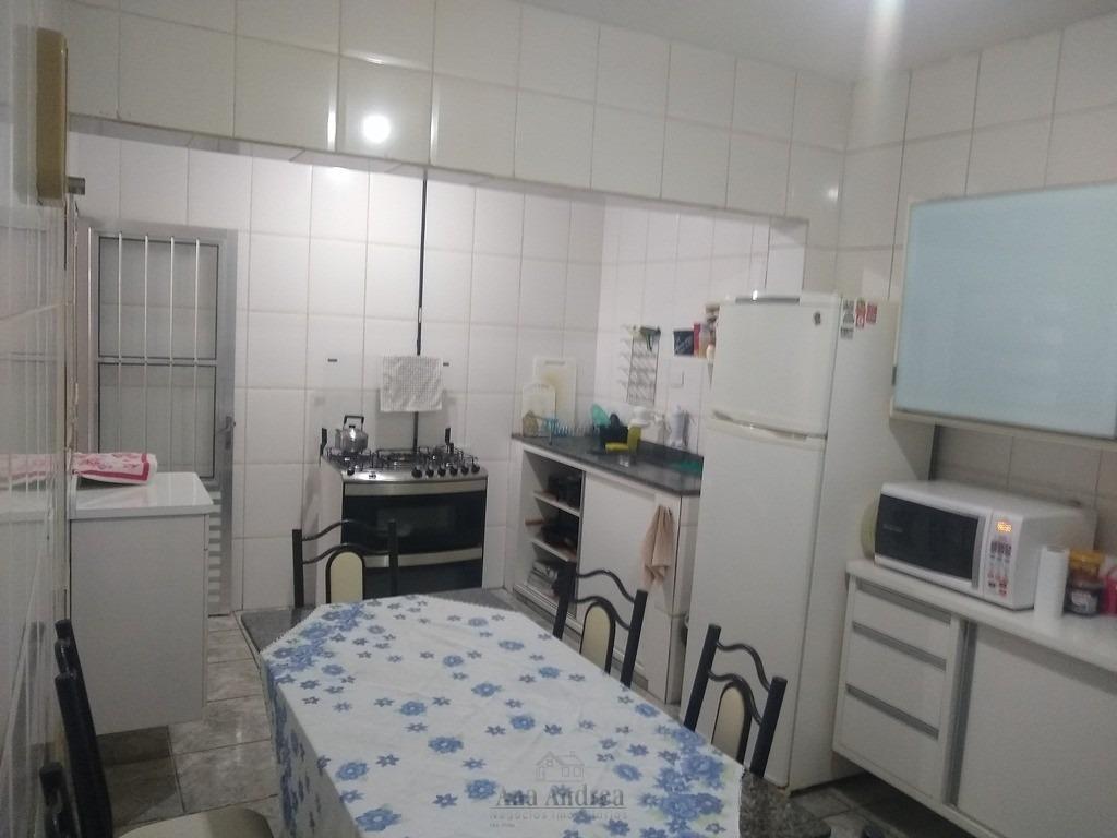 casa no pq. assunção com 02 dormitórios e garagem - 1552-1