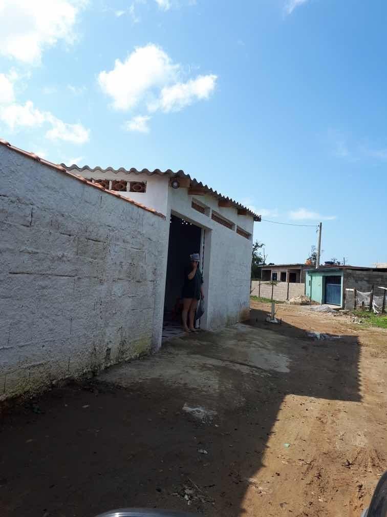 casa no recreio santista em peruíbe/sp