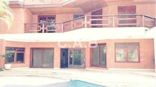 casa no residencial 2 em alphaville. - 9177
