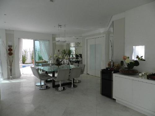 casa no residencial  5  alphaville  -  mobiliada  - ca112