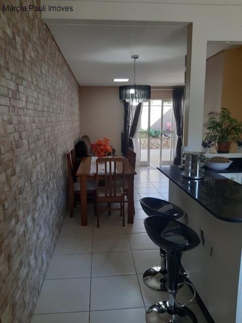 casa no residencial thina - medeiros - jundiaí - ca02731 - 34304745
