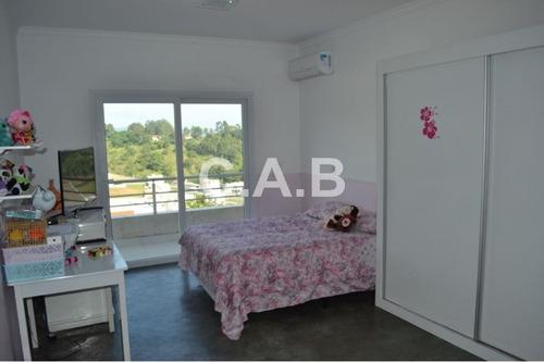 casa no residencial valville 1 - alphaville - 10035