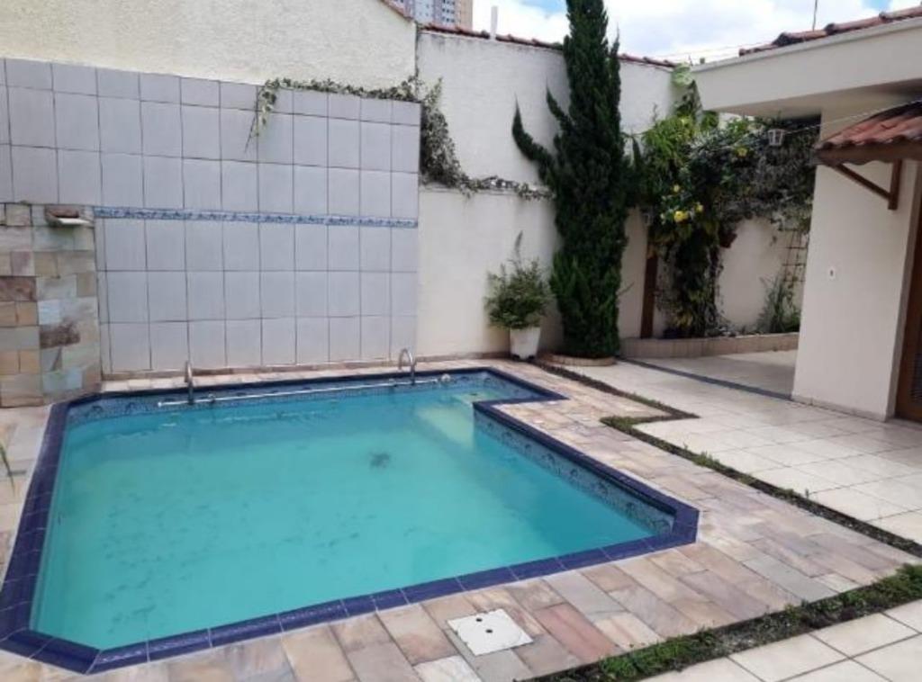 casa no tatuapé com piscina - ca2649