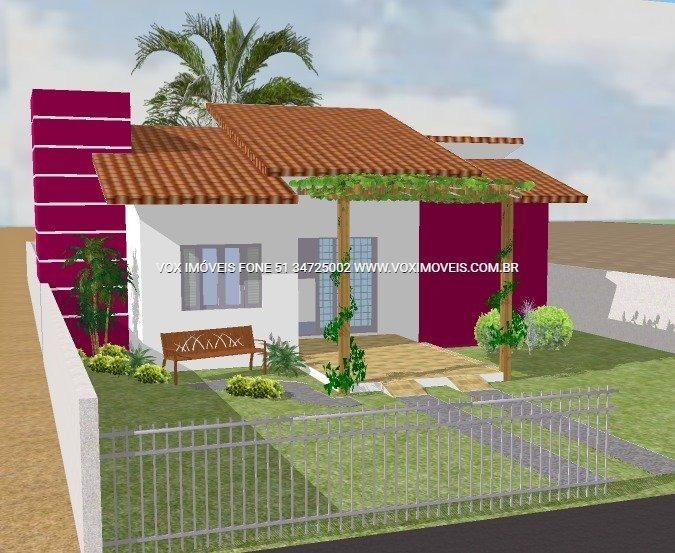 casa - nossa senhora das gracas - ref: 50077 - v-50077