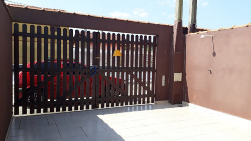 casa nova, 02 dormitórios, itaóca - mongaguá (885)