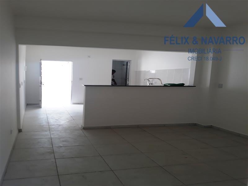 casa nova - 03 cômodos - 1438