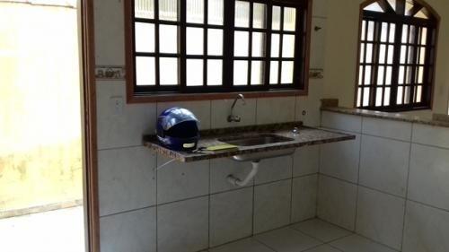 casa nova, 2 quartos, escritura, r$75 mil + parcelas