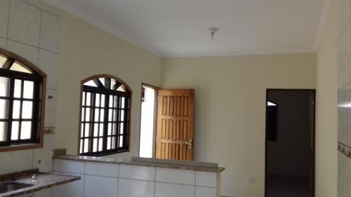 casa nova, 2 quartos, escritura, só 75 mil + parcelas