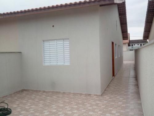 casa nova, 2 quartos, lado praia, 700m do mar, financia!