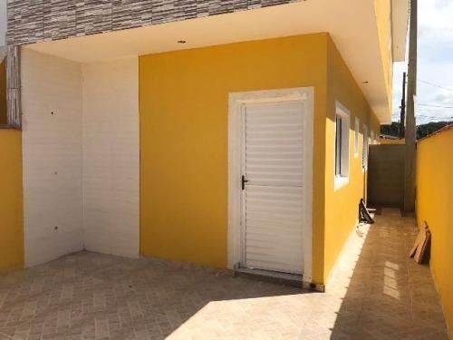 casa nova, 2 quartos, sobreposta, na praia, ótimo bairro!