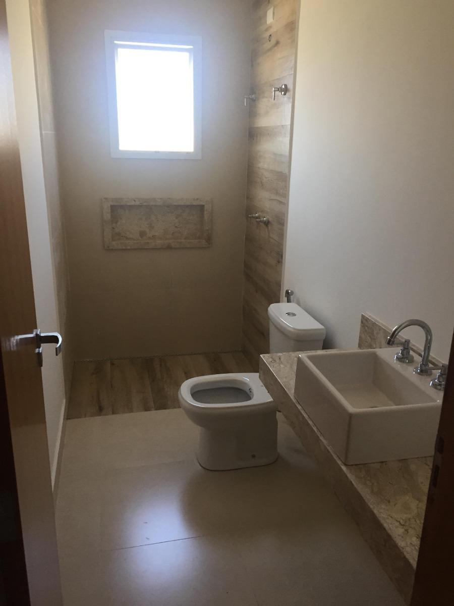 casa  nova 4 dorm 3 suítes condomínio fechado x imóvel