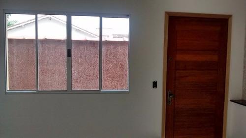 casa nova a 300m da praia em mongaguá-financia