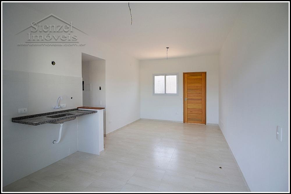 casa nova a venda com 2 quartos (1 suíte) em village no maitinga em bertioga. - cc00129 - 34292787