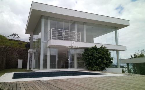 casa nova alto padrão vista mar condomínio fechado segurança 24 hora cacupé.