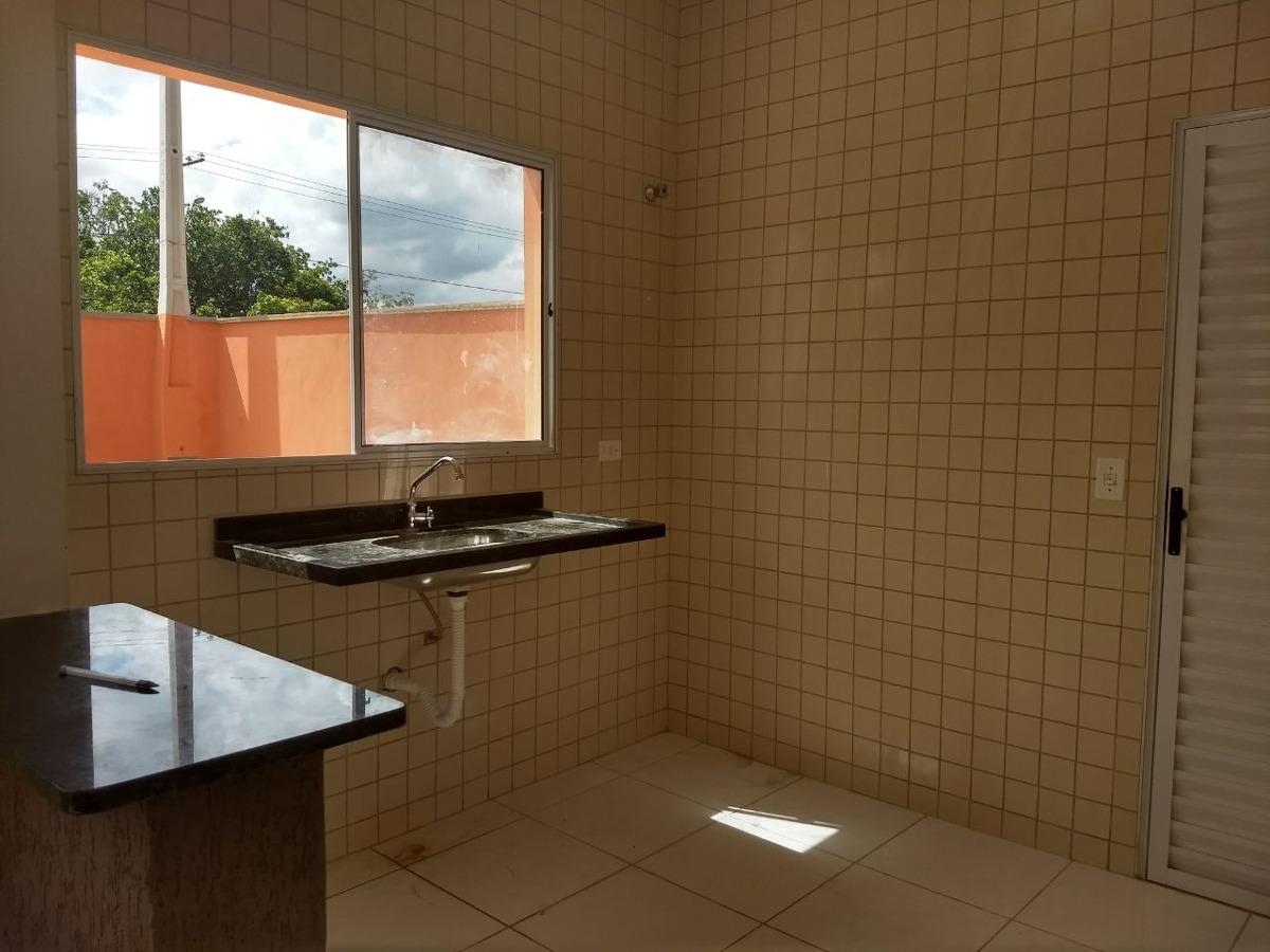 casa nova, barata, só r$65.000 mais parcelas, na planta.
