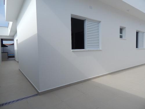 casa nova c/ piscina lado praia em peruíbe para venda