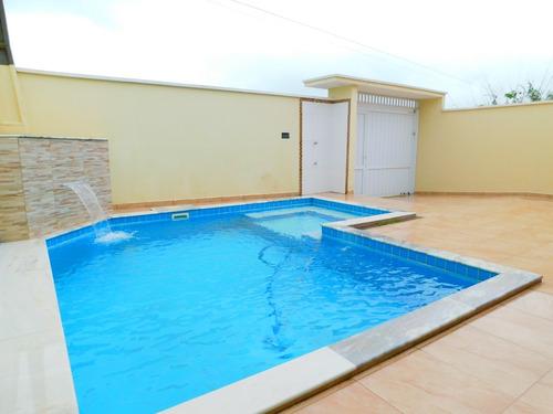 casa nova c/ piscina no bairro são josé a venda em peruibe