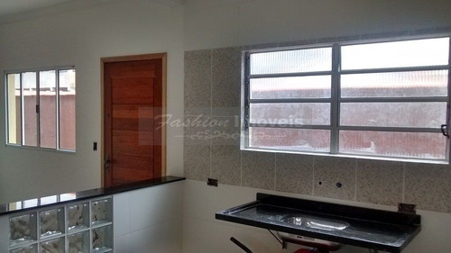 casa nova com 02 dormitórios em mongaguá!!!