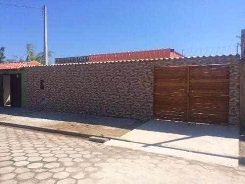casa nova com 2 dormitórios no litoral! itanhaém-sp!!!