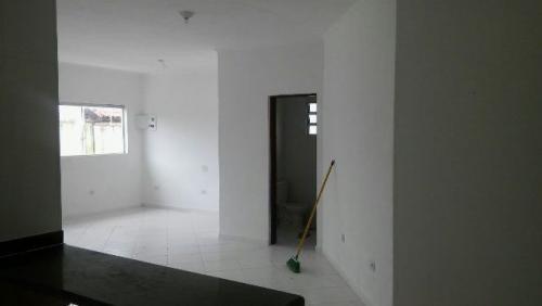 casa nova com 3 quartos na praia, lote 325m² docs ok!
