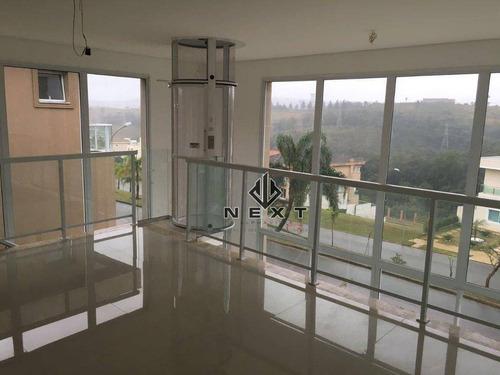 casa nova com 4 suites no residencial burle marx - alphaville - sp - ca0124