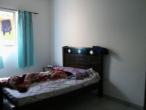 casa nova com escritura 2 quartos só a 15min da praia