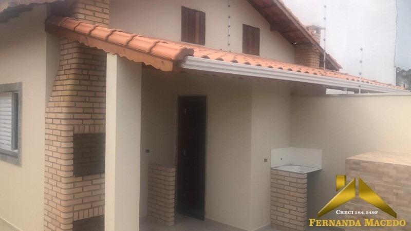 casa nova com piscina perto da praia em itanhaém - ca00031 - 34111912