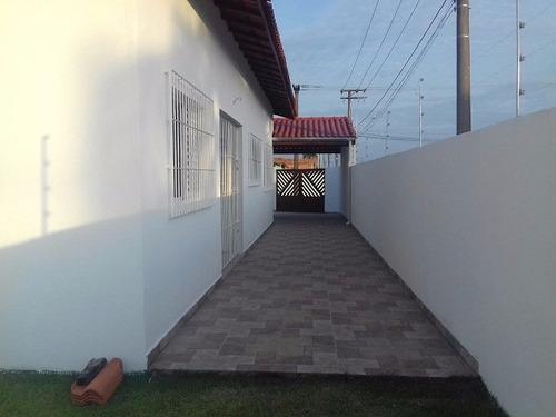 casa nova com suíte na praia, 2 quartos, 1,2 km do mar.