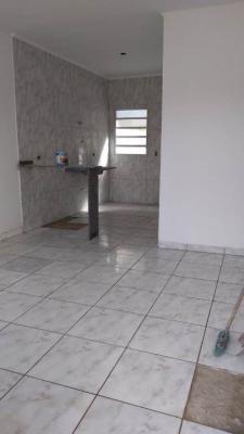 casa nova e barata lado praia com 2 quartos no cibratel.