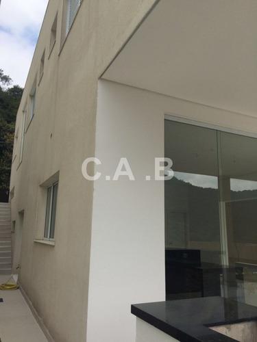casa nova em alphasitio alphaville. - 7097