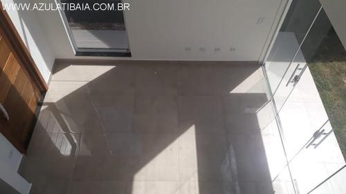 casa nova em atibaia, condomínio, 3 suites - ca00506 - 34312907
