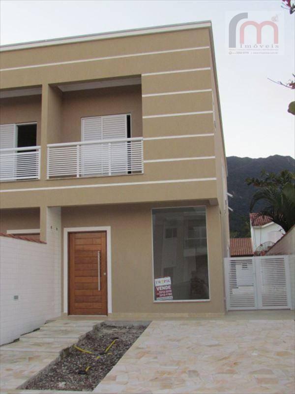 casa nova em boraceia litoral norte. condomínio morada da praia. - codigo: ca0107 - ca0107