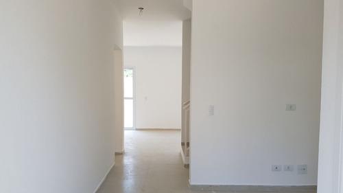casa nova em cond. fechado de 3 dorms e 1 suíte. silva 79098