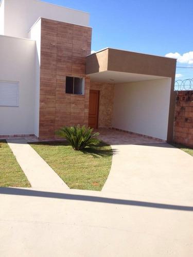 casa nova em condomínio - 1235