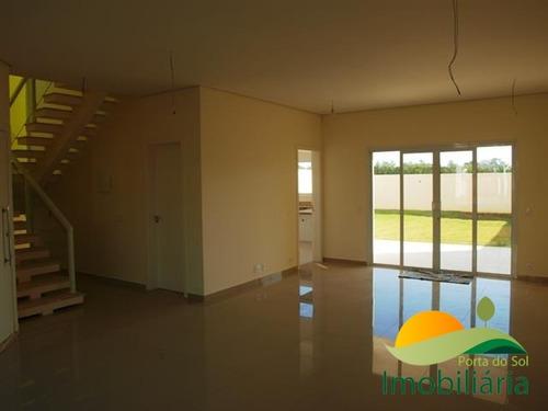 casa nova em condomínio fechado com excelente acabamento  - 37